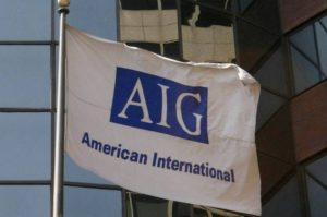 AIG flag