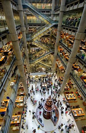 Lloyd's of London insurance and reinsurance market