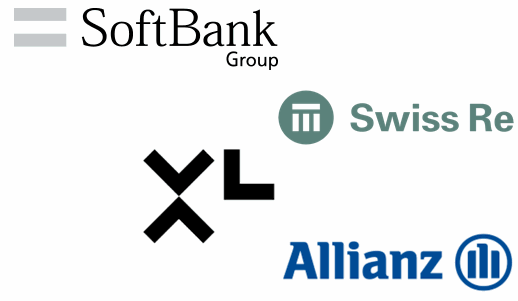 softbank-swiss-re-xl-allianz