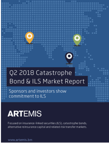 Catastrophe bond & ILS market is going from