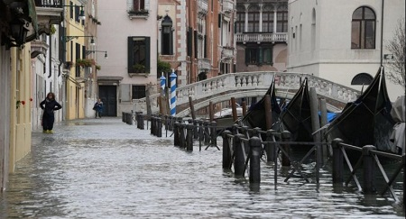 italy storm flooding