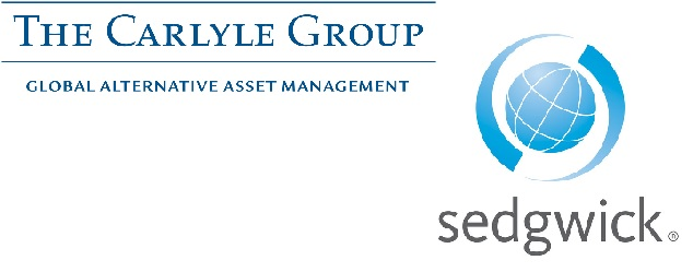 carlyle-group-and-sedgwick-logos