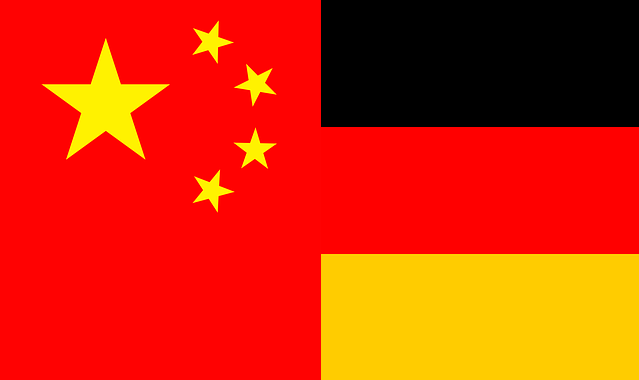 germany-china-flags