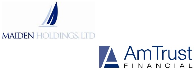 maiden-and-amtrust-logos