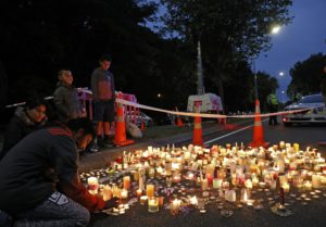 Christchurch (AP Photo/Vincent Yu)