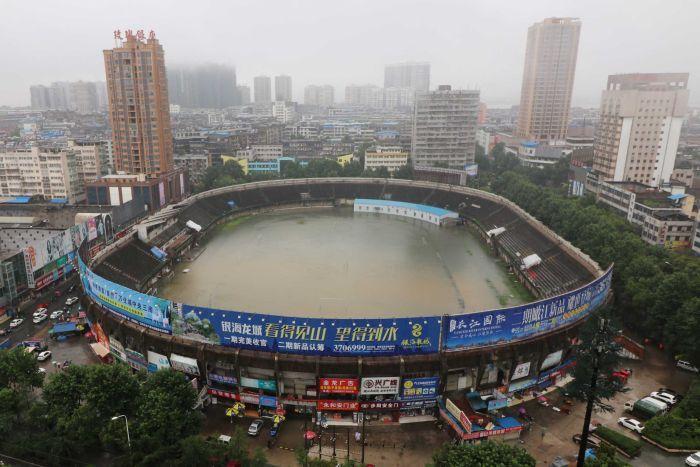 China June 2019 floods