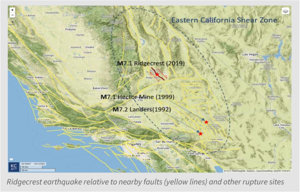 KCC Ridgecrest quake