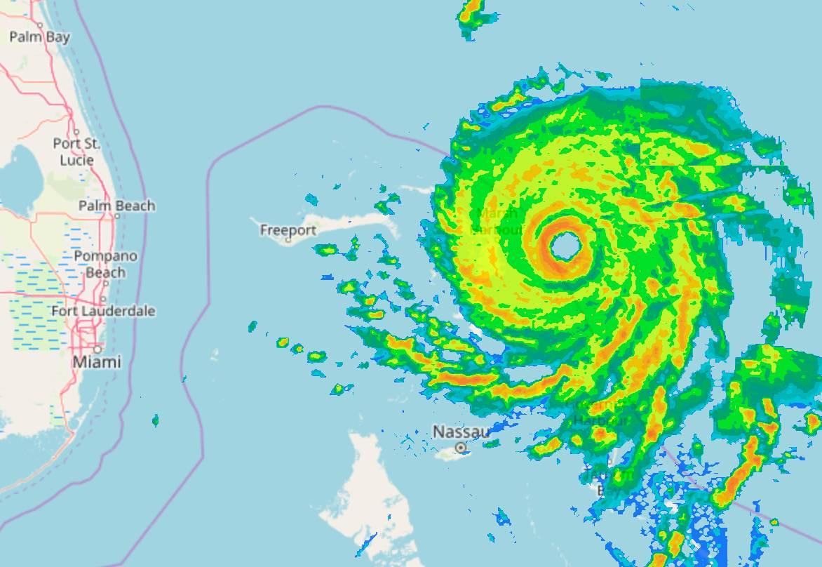 hurricane-dorian-cat-5-eye-175-mph