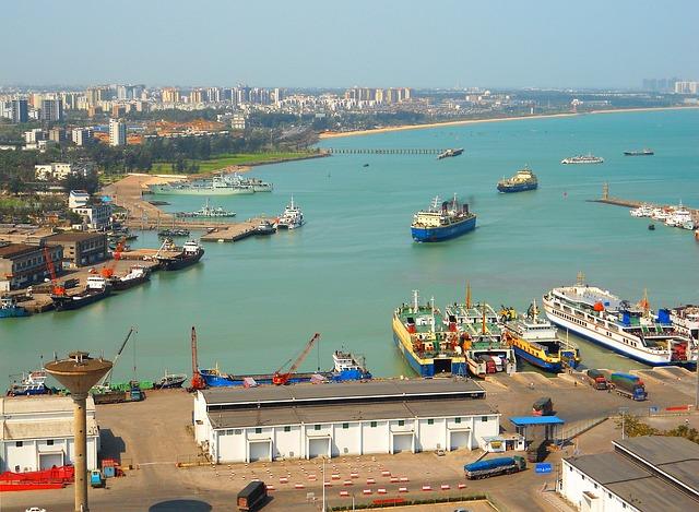 Port China