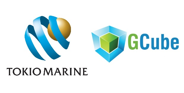 tokio-marine-and-gcube-logos