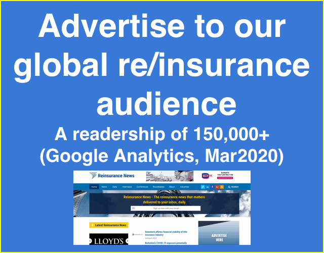 Advertise with Reinsurance News